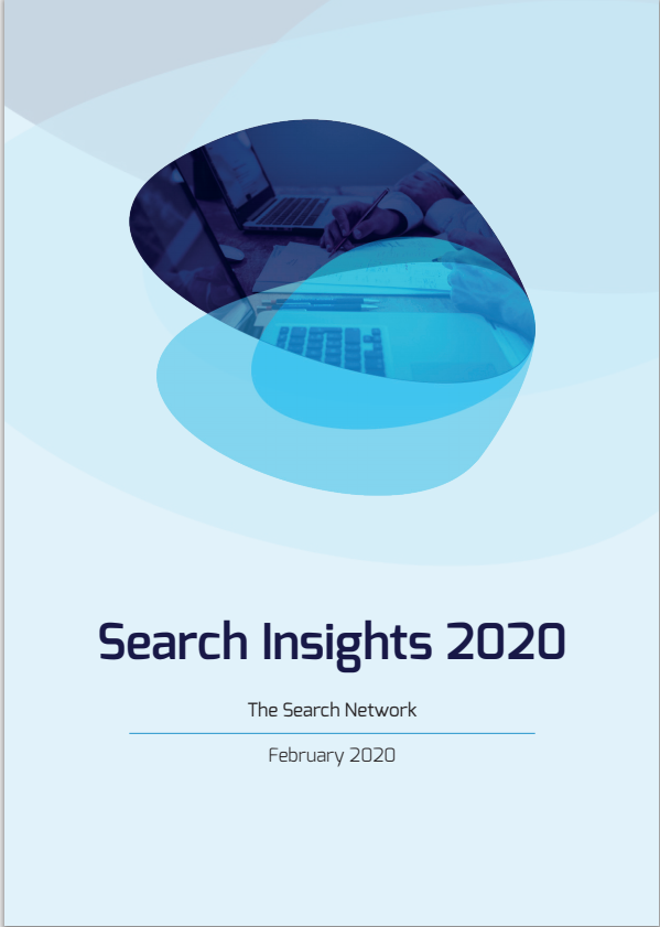 Search Insights 2020 - From The Search Network