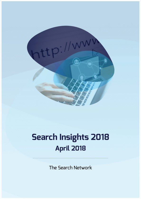 Search Insights 2018 - From The Search Network