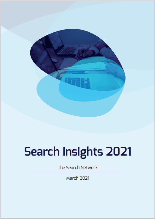 Search Insights 2021 by The Search Network